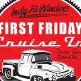 First Friday Cruise In logo